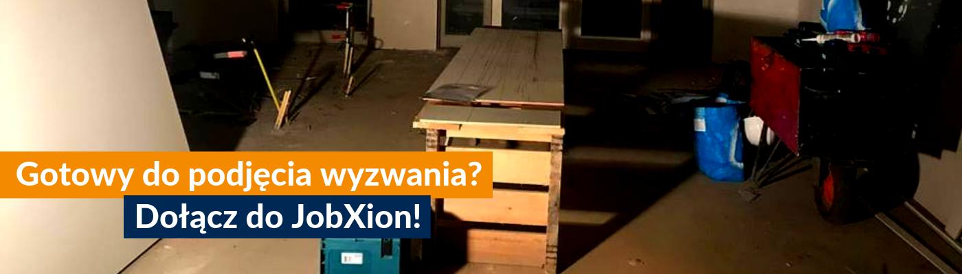 Dołącz do JobXion!